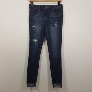 1822 Denim Skinny Stretch Jean Size 2